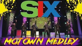 SIX - Branson Missouri - Motown Acapella Medley
