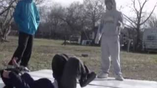Beto Santana(Liu Kang) Late 2010 Bboy Video
