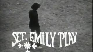 Pink Floyd - See Emily Play (1968 Belgian TV Music Video) [OFFICIAL]