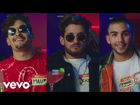 Desconocidos Ft Mau Y Ricky Camilo de Manuel Turizo Letra y Video