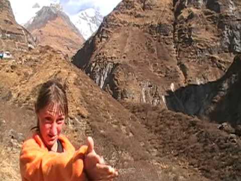 Nepal – Trek Day 9 – Jomsom Area and Annapurna Sanctuary (Himalaya to ABC).MOD