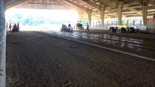 ut asabe 1/4 scale pulling tractor 2012