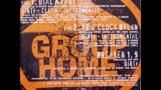 Group Home - Dial A Thug - Instrumental