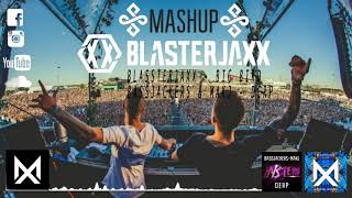 Bassjakers & MAKJ-DERP-BLASTERJAXX-BIG BIRD (Mashup Dawn Infinyti X D3AD BOY)