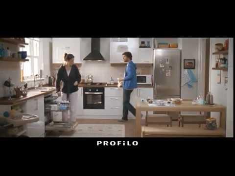 Profilo Bulaşık Makinası İmaj Film -- HijyenEkstra