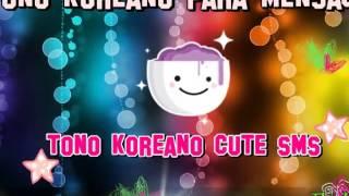 TONO KOREANO SMS CUTE + DESCARGA