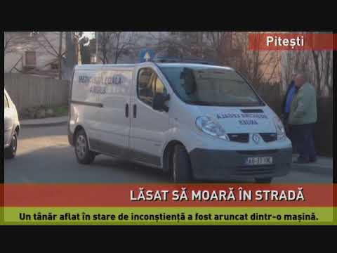 Anchetă pentru moarte suspectă, la Pitești