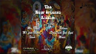 """M1 Feat. Isasha - Doh Duck Yuh Gyal (New Orleans Riddim) """"2017 Soca"""""""