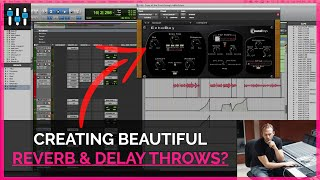 Mixing Vocals ➟ How to Create a Smooth Reverb and Delay Throw