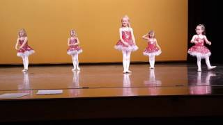 Love story-ballet-dress rehearsal