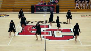 The Hanging Tree Flair: EC Dance Competition 2017