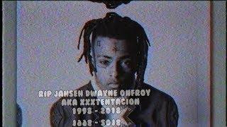 RIP XXXTENTACION (Edit Hope)