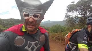 Vídeo Maluco, até o Thor apareceu no Desafio Brou 2018! MTB, diversão, superação e Brutalidade #NQSF