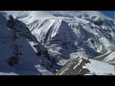 French Pass and Dhaulagiri (Dhaulagiri Circuit, Nepal)