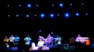 BB King - Rock me baby (Live at Gent Jazz, 09-07-2011)