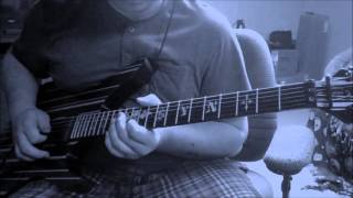 Avenged Sevenfold - So Far Away (SOLO cover w/ SUSTAINIAC)