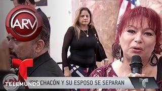 Iris Chacón se separa de su esposo Junno Faria | Al Rojo Vivo | Telemundo