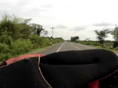hijos de ruta – viajando en chata a ecuador