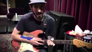 A Line in The Sand Guitar - Brad Delson Solo Tutorial | Linkin Park