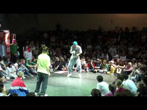 Zulu VS. Jigaboo Hip-Hop 1X1 semi final UDS 7