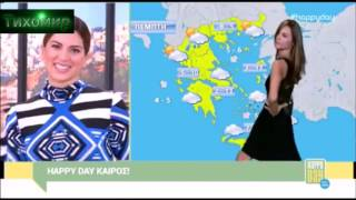 ✅BG Превод Kostas Doxas - Happy Day HD video ELENI TSOLAKI Alha tv 🇬🇷