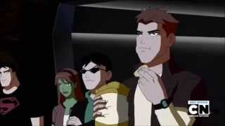 Teen Titans & Young Justice-  Here's to Never Growing Up