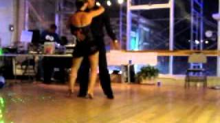 Kathy and Angelo De Torres - Bachata - Prince Royce - Mi Ultima Carta