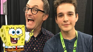 The Day That I Met Tom Kenny (the voice of my childhood)