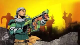 Nerf Zombie Dominator - Hasbro