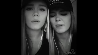 Romana and Romana - Love yourself / Justin Bieber (cover) (Listen with earphones!!)