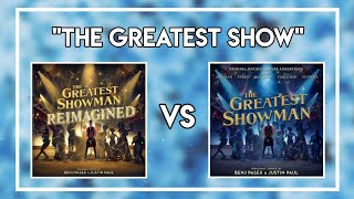 The Greatest Show Panic! At The Disco VS Original