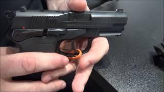 Bersa Guns, $425. Cool Gun For The Money ! WeaponsEducation