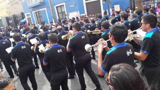 Mentiras AndeSur - Banda Santa Cecilia Arica