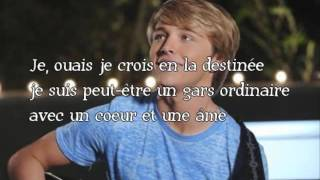 Sterling Knight - Hero (From Starstruck) .Traduction Française.