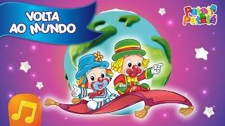 Patati Patatá - Volta ao Mundo (DVD Volta ao Mundo)