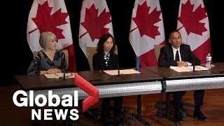 Coronavirus outbreak: Public Health Agency of Canada provides update