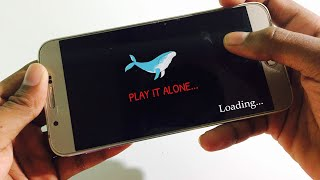 Blue Whale game - Walkthrough Gameplay !! width=