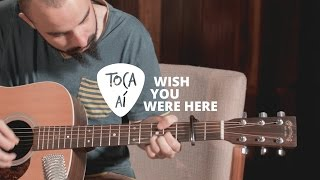 Wish You Were Here - Pink Floyd (2UO cover acústico) Nossa Toca