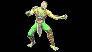 Mortal Kombat (2011) - Reptile's Theme