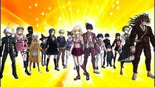 Danganronpa V3: Kaede's Magical Girl Style Clothes Change