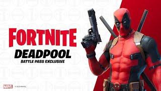 Deadpool arrives in Fortnite