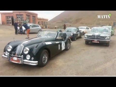 Rallye Maroc Classic, 6e étape : Immersion dans le Haut Atlas