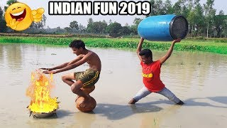 Must Watch New Funny Video 2019 😂😁 Top 10 Min Full Comedy Video | Ep-99 | #BindasFunBoys