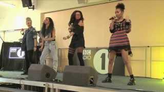Little Mix Perform How Ya Doin'? on the Radio 1 Breakfast Tour