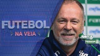 Começa a era 'Mano Menezes' no Palmeiras | Futebol na Veia