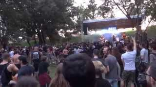 Wall of Death @ Remember Rock Ludus - Bucovina - Live