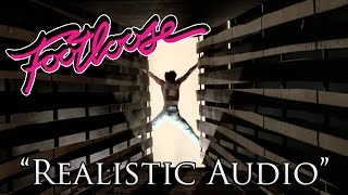 Footloose Warehouse Dance with Realistic Audio - (No Music)