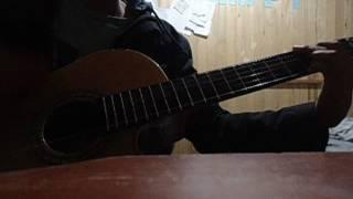 ES HORA DE MARCHAR COVER-GUITARRA -SOLO