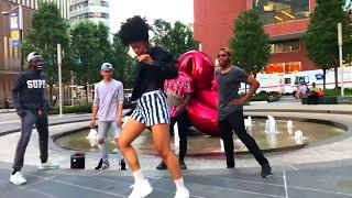 NEW YORK AFRO DANCE CYPHER ( Mr Shawtyme, Izzy Odigie, Hooliboy, Kevin Prum & Nezzy )