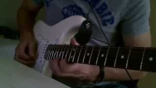 Shpongle - Juggling Molecules guitar solo